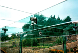 Glass Cube - Structural Glass Beams